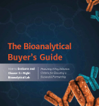 Bioanalytical CRO Buyer's Guide