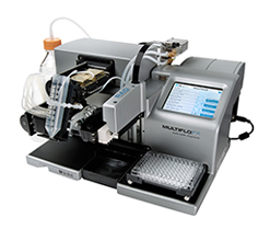 biotek multiflow automation device
