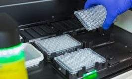Cambridge Biomedical scientists completing specialized diagnostic testing